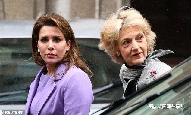 迪拜酋长虐待绑架女儿恐吓妻子 英国最高法院裁定有罪