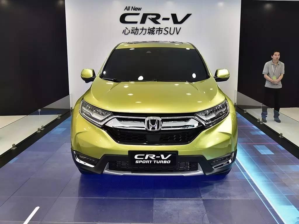 本田全新CR-V即将上市,但我劝你别下手!